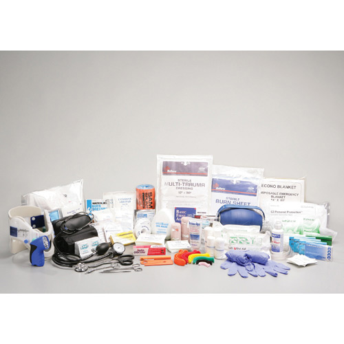 Dyna Med Deluxe BLS Level 2 Refill Kit Supplies ONLY