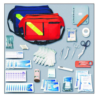 EMI Trauma Pak First Responders Kit