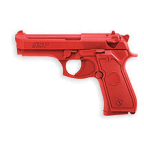 ASP Red Gun Beretta Compact 9mm/.40 Training Gun