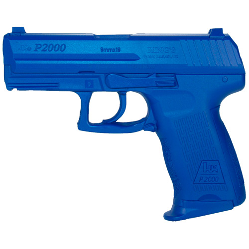 BLUEGUNS Heckler and Koch P2000 US Version Training Gun