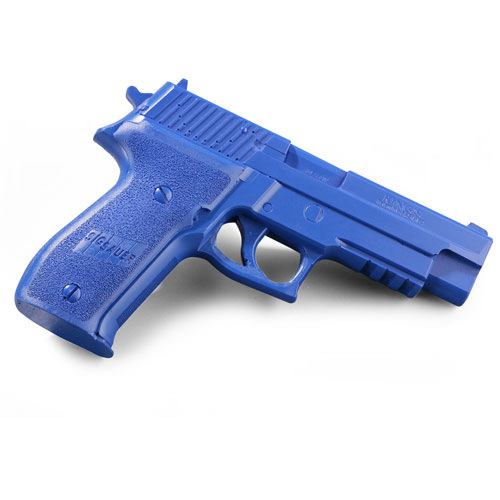 BLUEGUNS SIG P226 with Rails Training Gun
