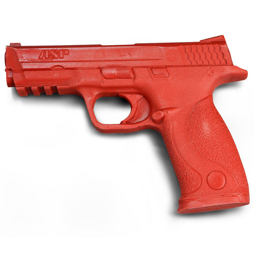 ASP Red Gun Smith & Wesson Military and Police Training Gun