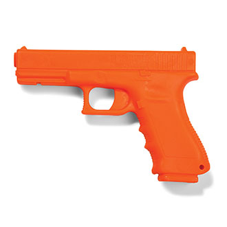 BLACKHAWK! Orange Demo Gun Glock 17