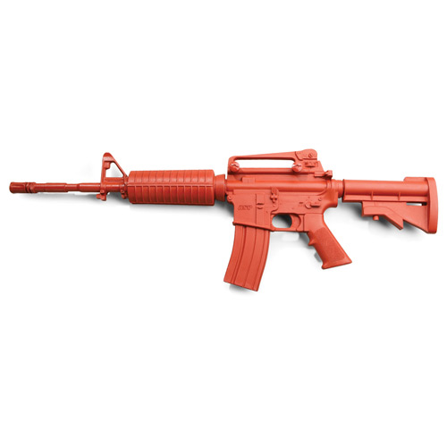 ASP Red Gun Government Carbine Collapsed Stock Training Gun
