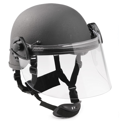 3M IIIA Helmet with Face Shield
