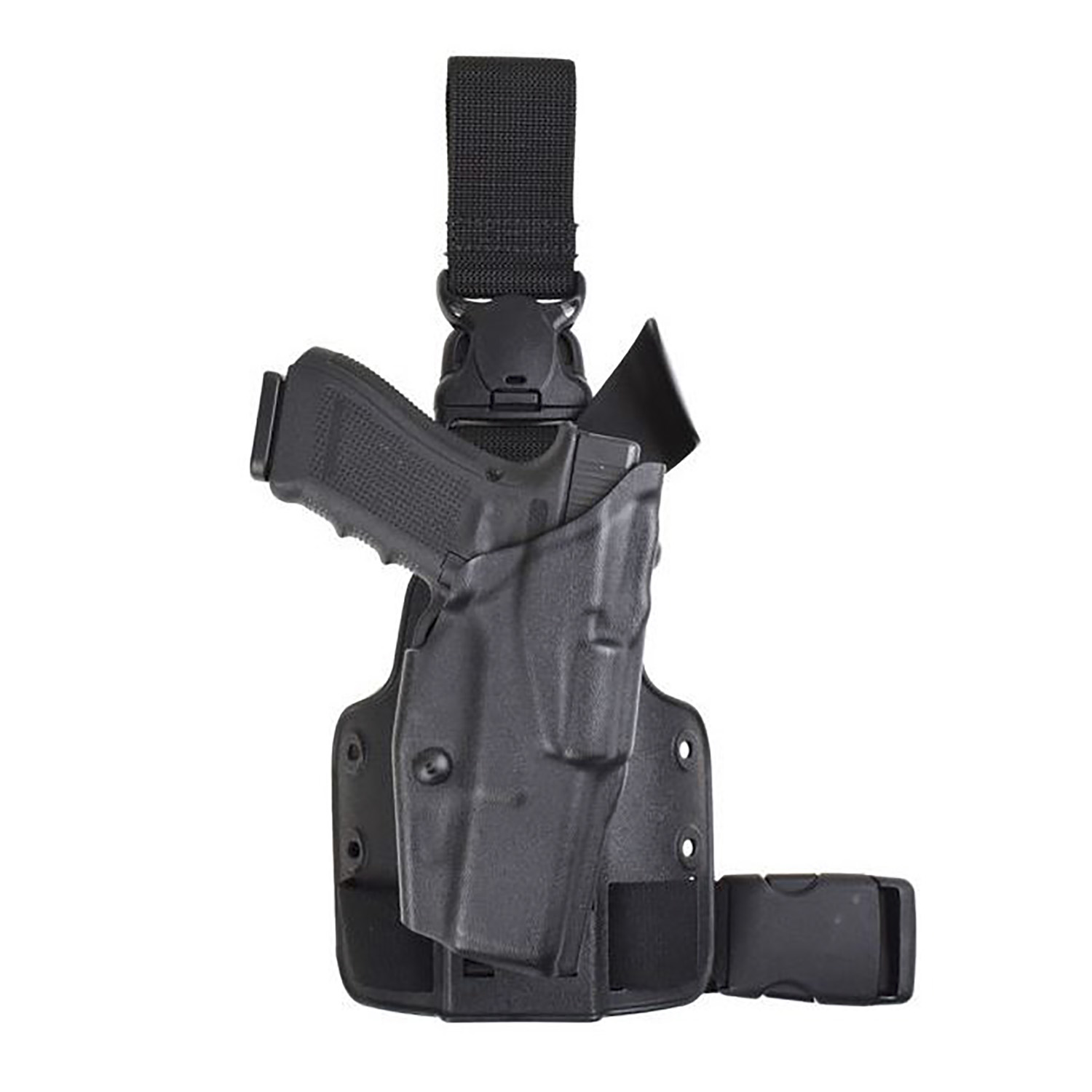 b2b1809601b865 Safariland 6355 ALS Tactical Holster with Quick-Release Leg