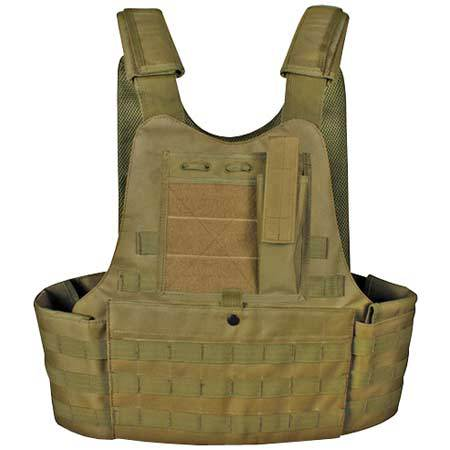 Fox Tactical Vital Plate Carrier Vest