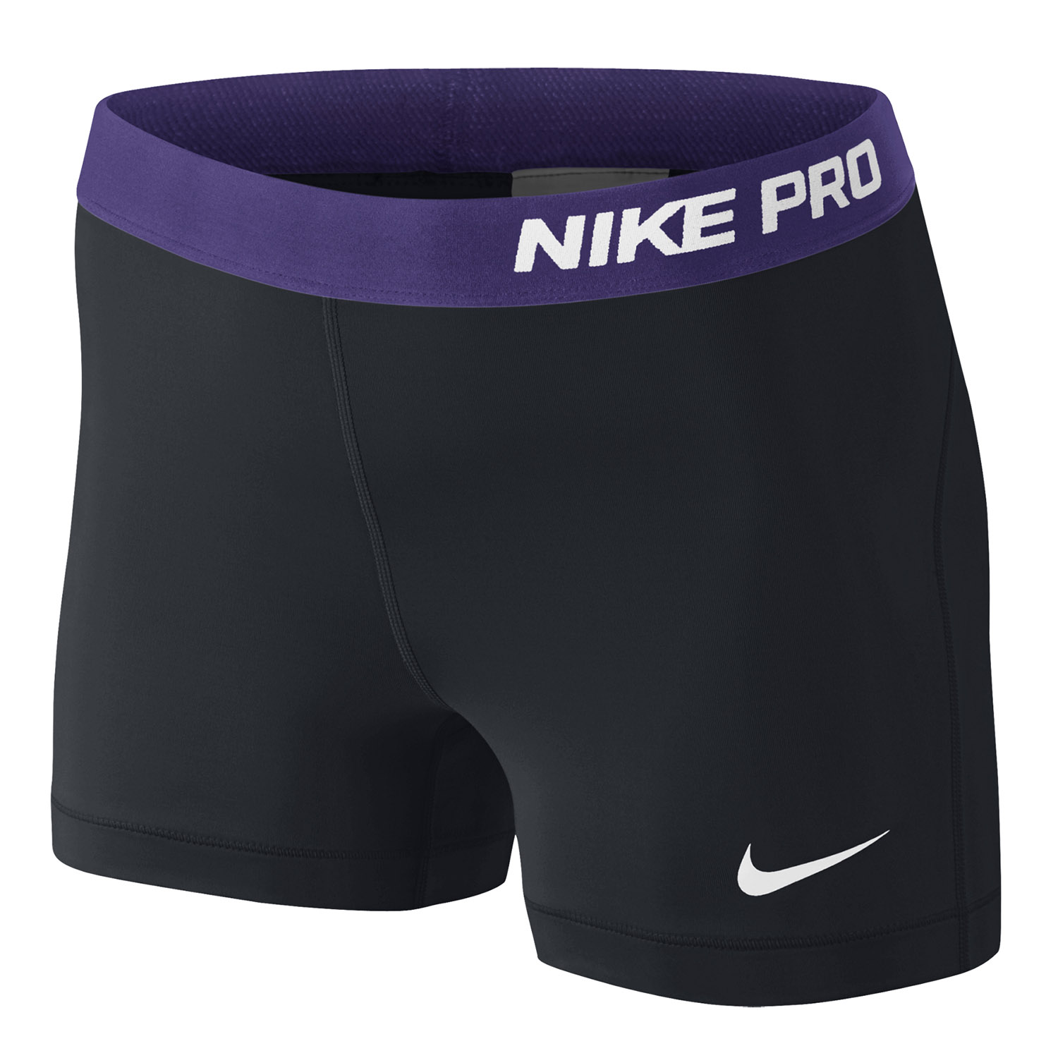 nike womens pro core 3 compresssion shorts. Black Bedroom Furniture Sets. Home Design Ideas