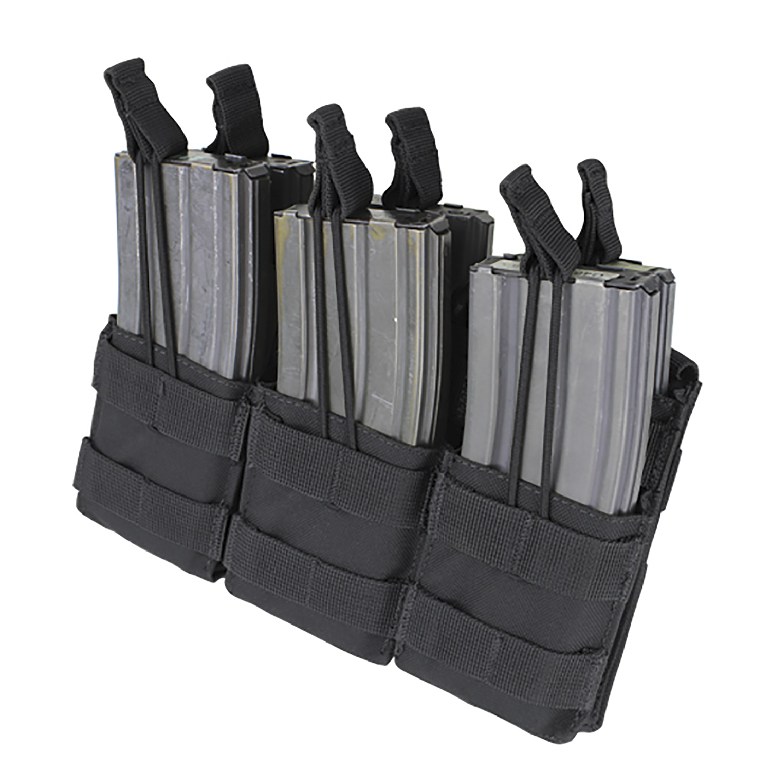 Condor Triple Stacker Open Top M4 Mag Pouch