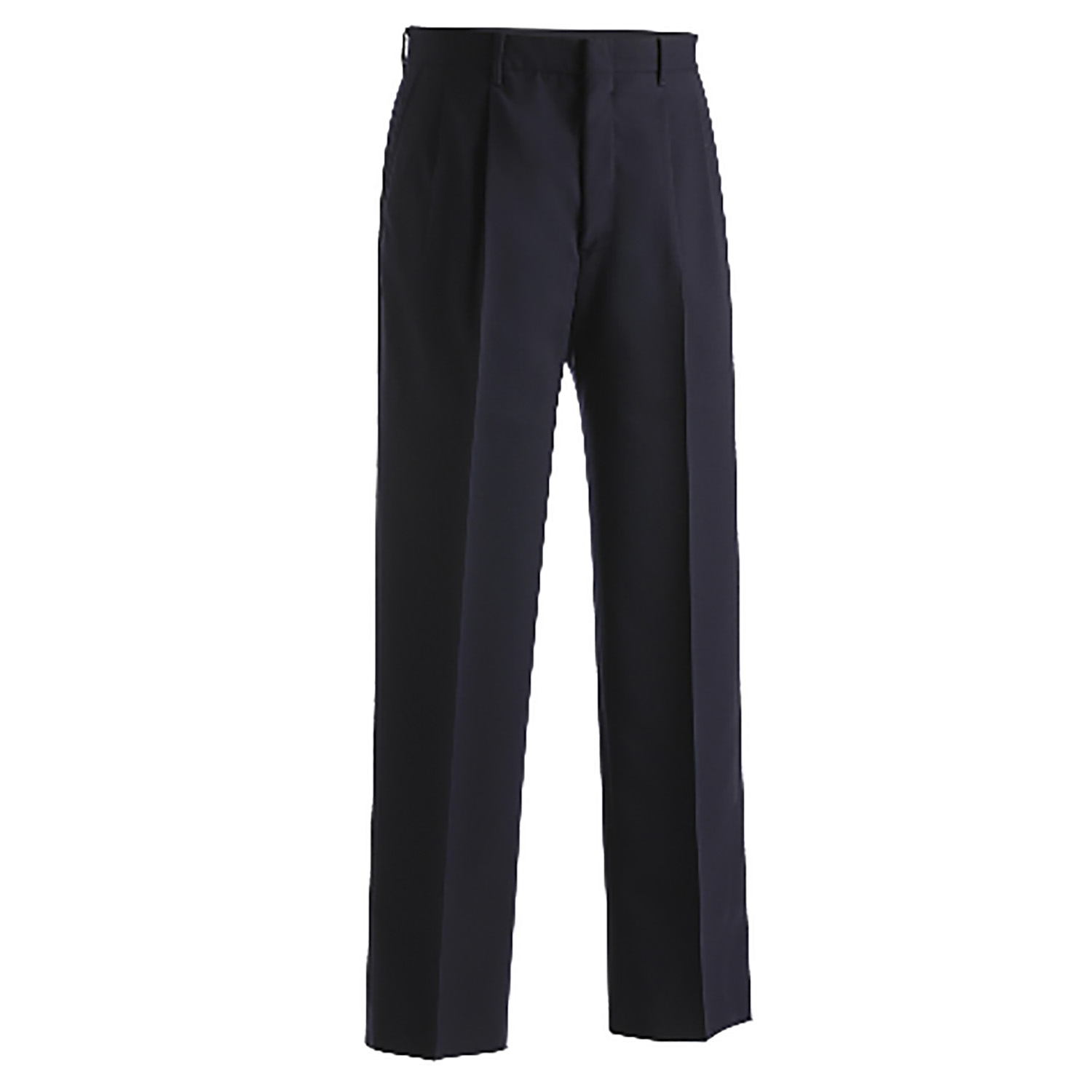 Edward's Garement Men's Wool Blend Pleated Dress Pants
