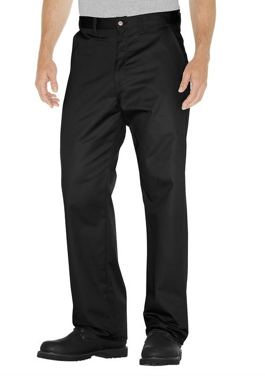 Dickies Premium Cotton Flat Front Pant