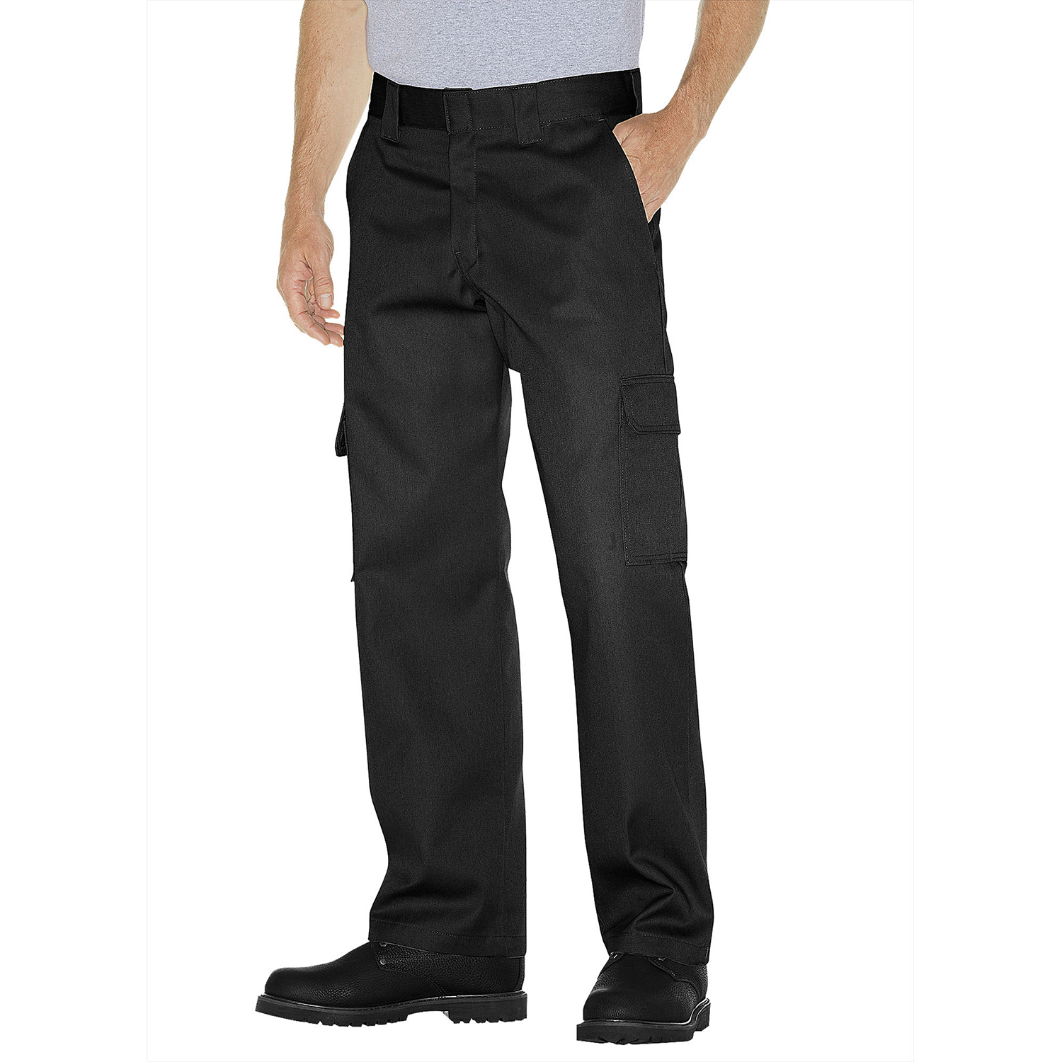 Dickies Relaxed Fit Straight Leg Cargo Work Pant