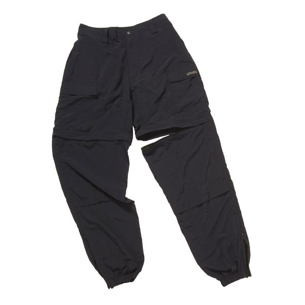 MOCEAN ZIP OFF LEG PANTS