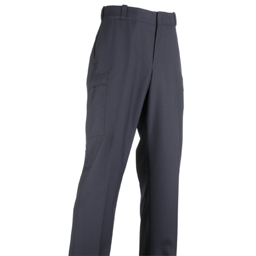 Vertx Women's Serge Weave Wool Blend Pants with Cargo Pocket