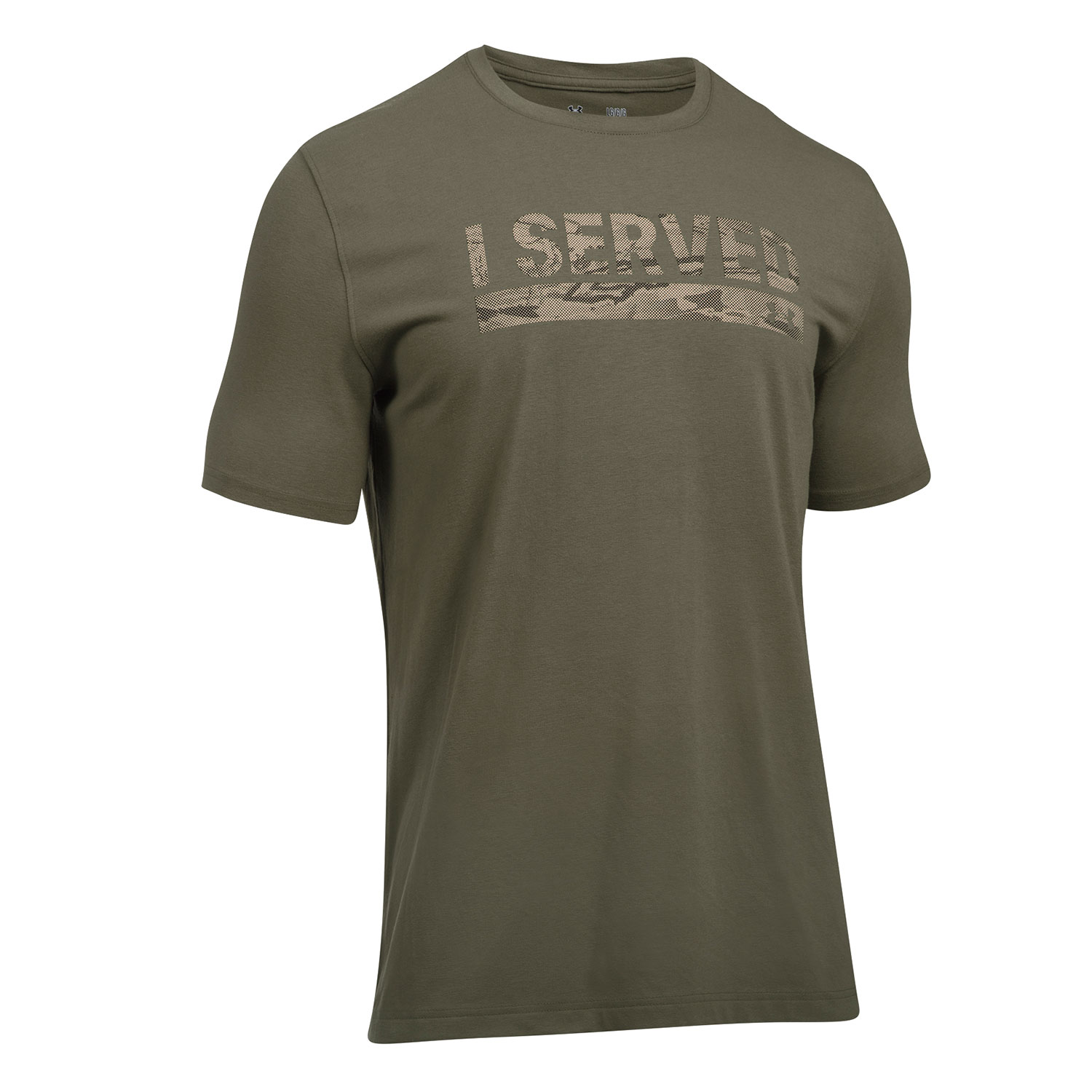 Under Armour Freedom I Served Graphic T-Shirt