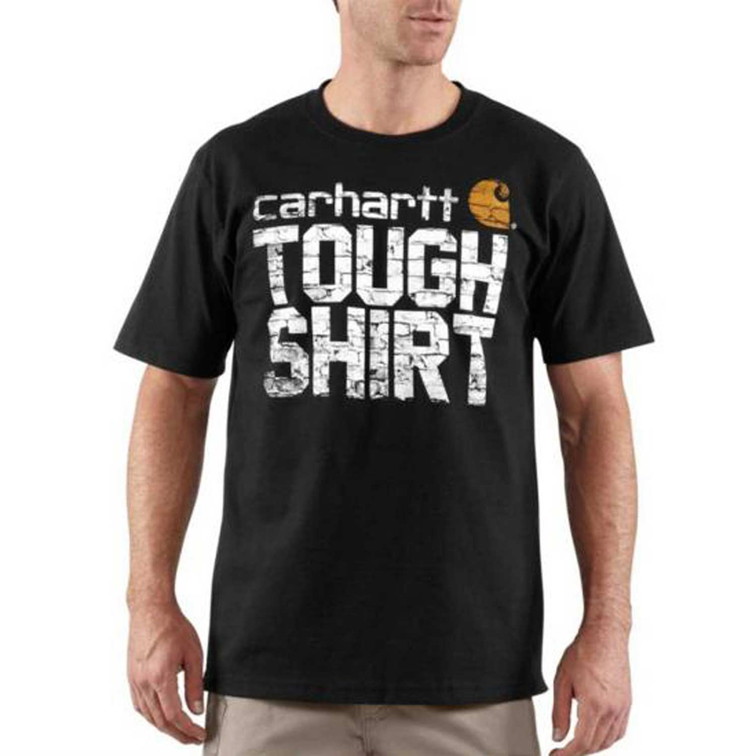 Carhartt Tough Shirt Logo Shirt