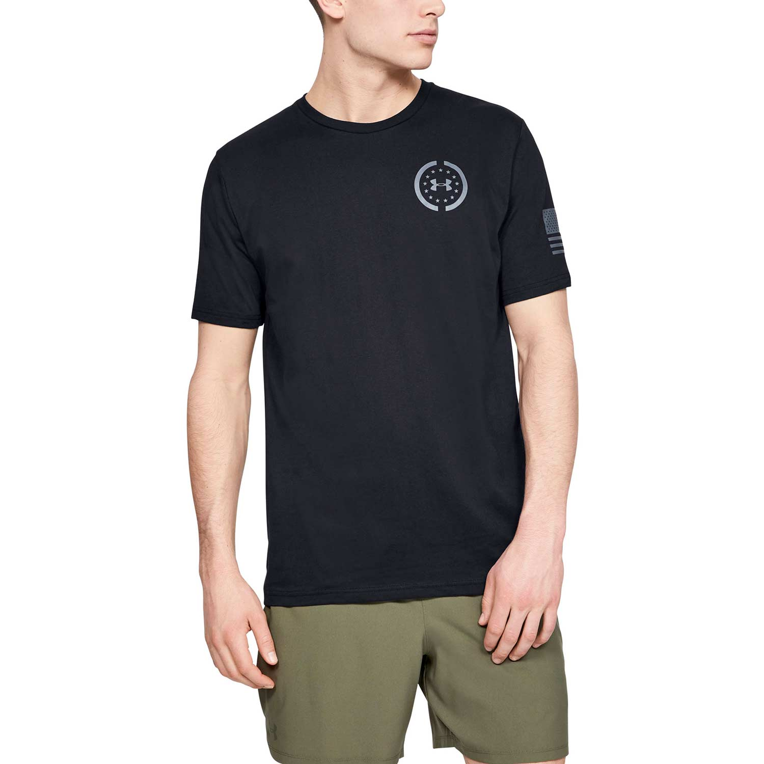 Under Armour Mission Made Snake Graphic T-Shirt