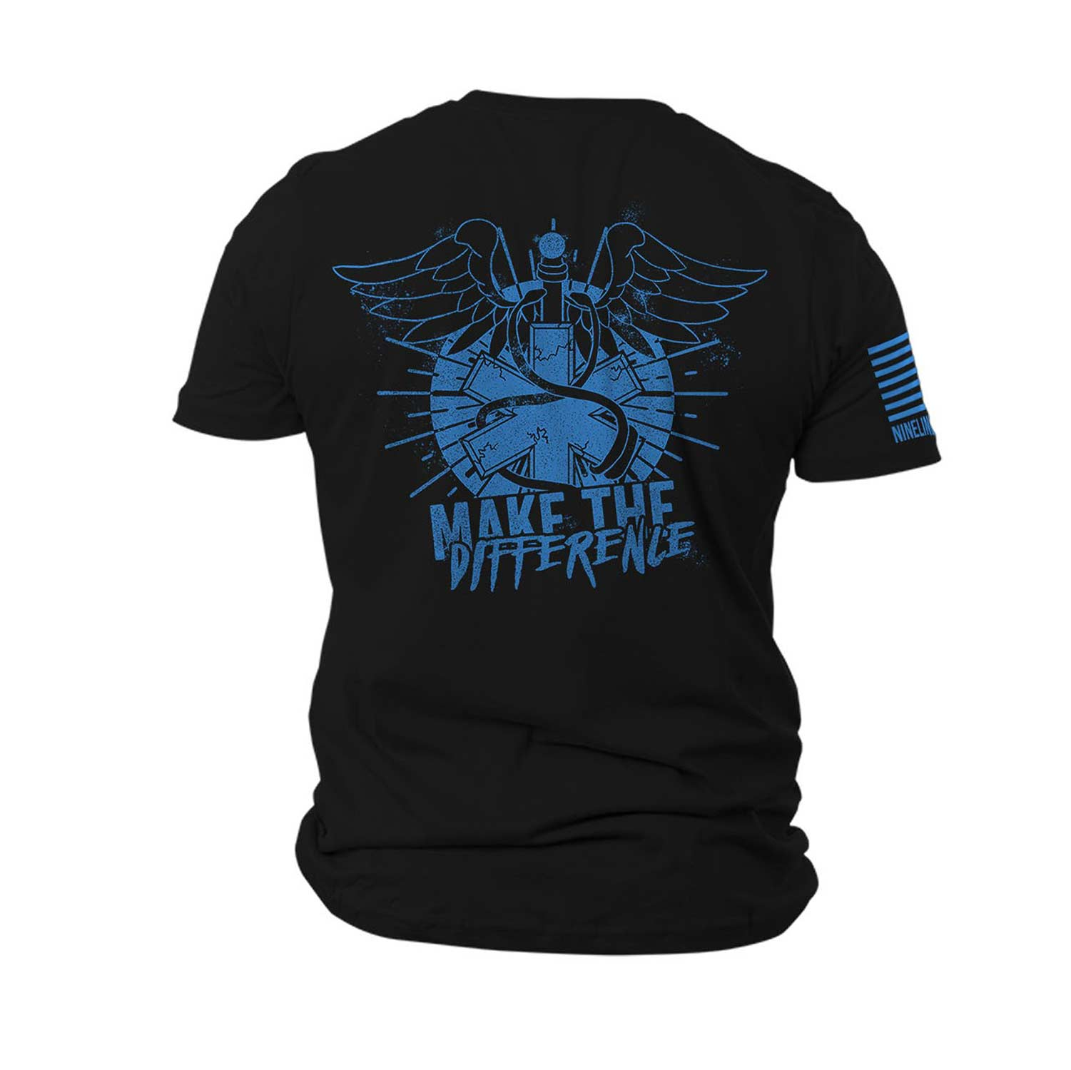 Nine Line  Make the Difference T-Shirt