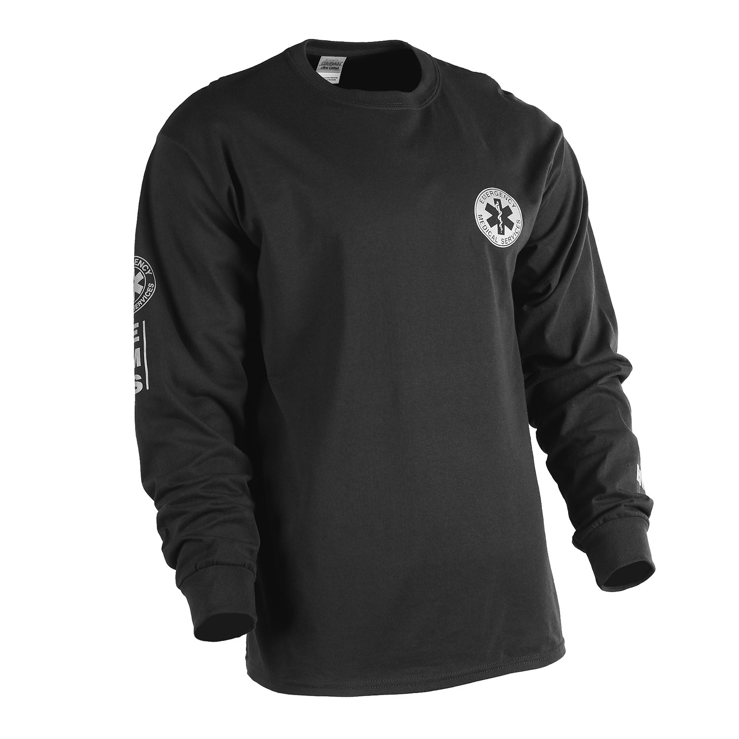 Galls 360 Reflective Long Sleeve T Shirt