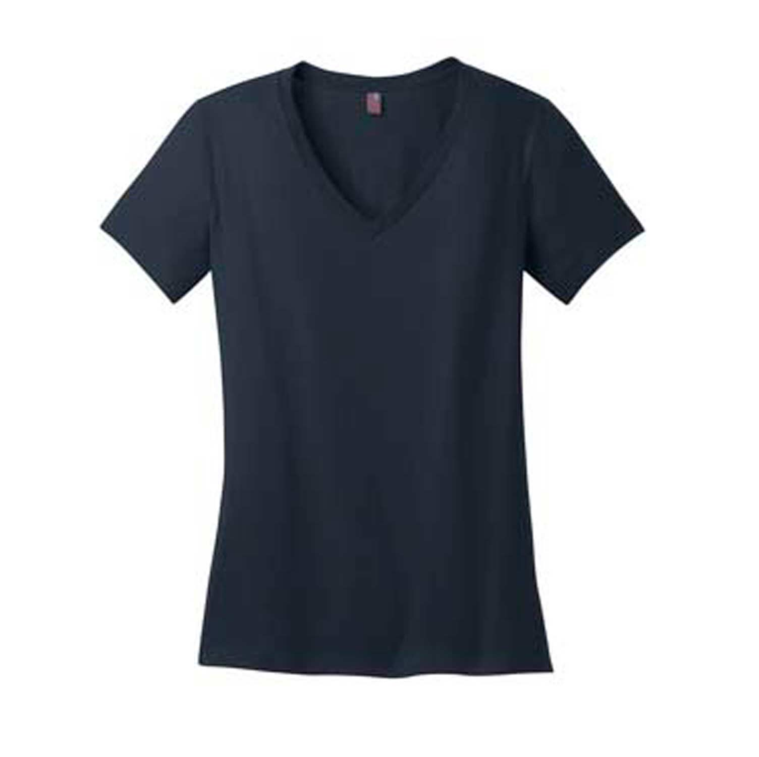 District Womens Perfect Weight V-Neck Tee
