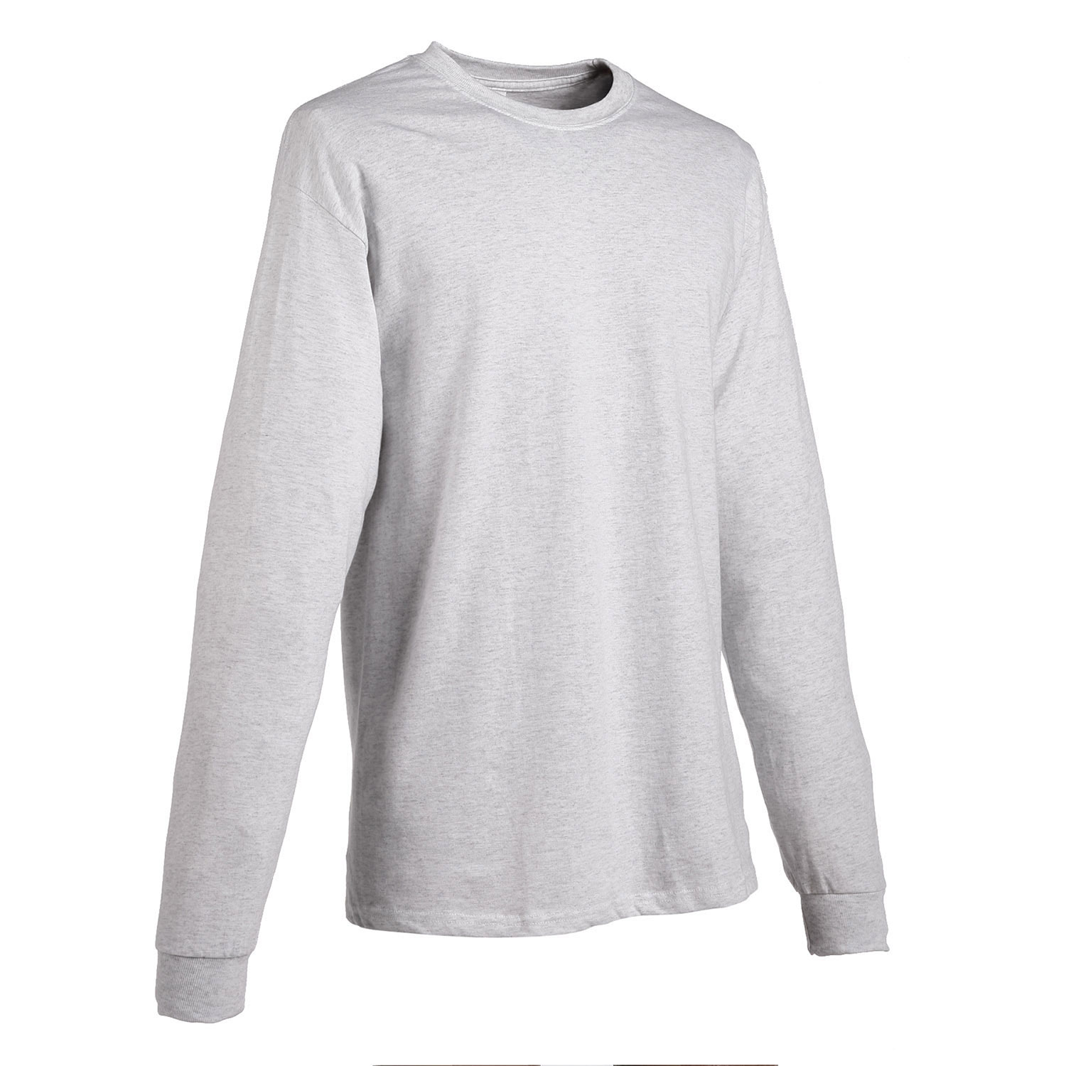 Hanes Long Sleeve Heavyweight T Shirt