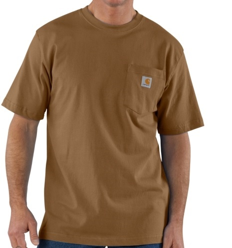 Carhartt Men's Workwear Pocket Shirt