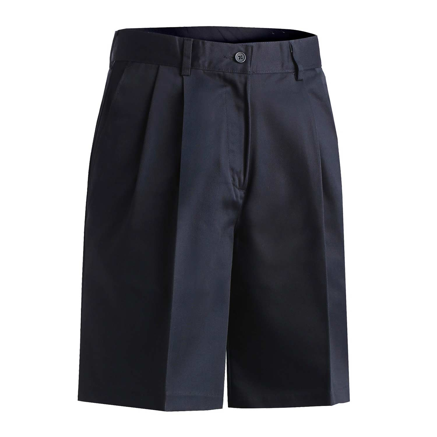 Edwards Ladies Utility Pleated Front Chino Short