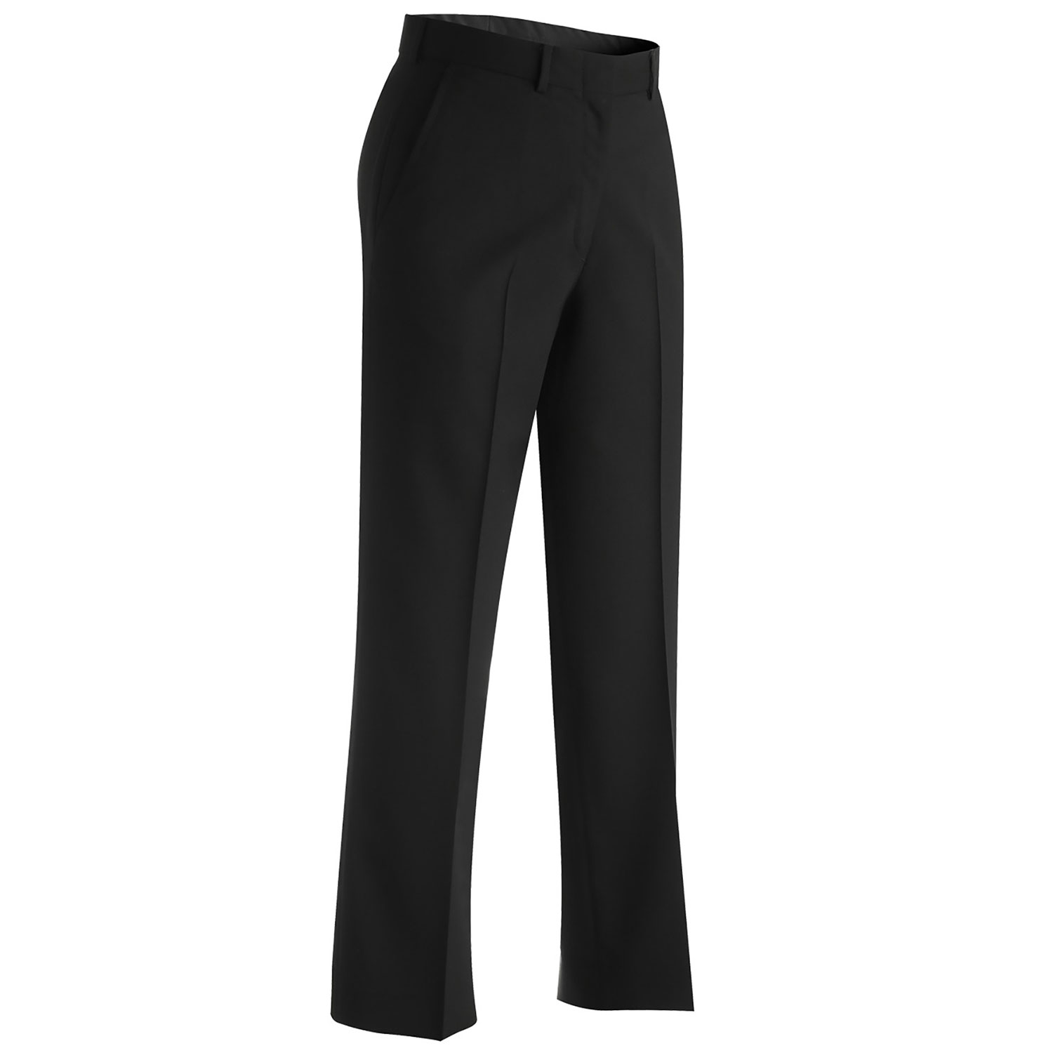 Edwards Womens Flat Front Pant
