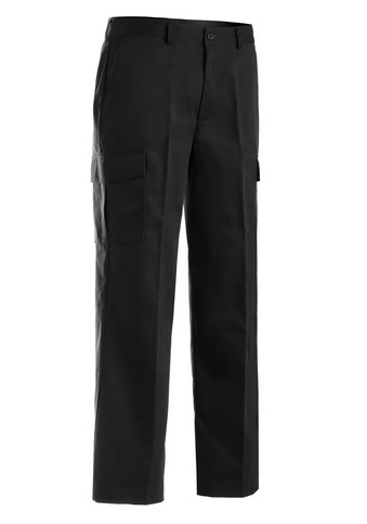 Edwards Flat Front Cargo Chino Pant