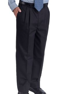 Edwards Chino Mens Easy Fit Pleated Chino Pant
