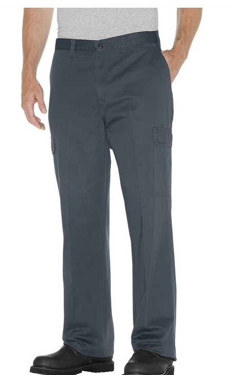 Dickies Loose Fit Flat Front Cargo Pants