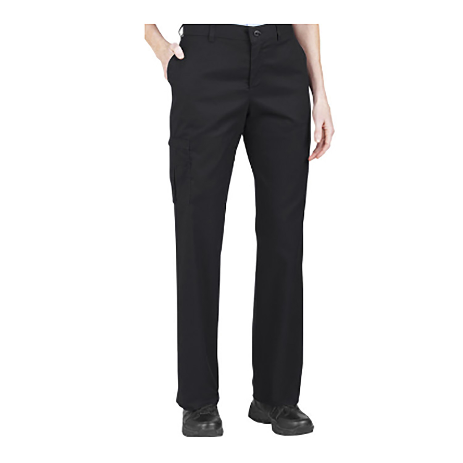 Dickies Womens Premium Relaxed Fit Straight Leg Cargo