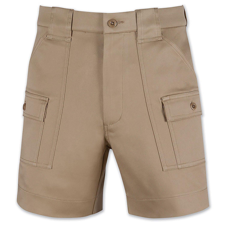 c1c1ce2284 Sportif USA Six Pocket Stretch Shorts