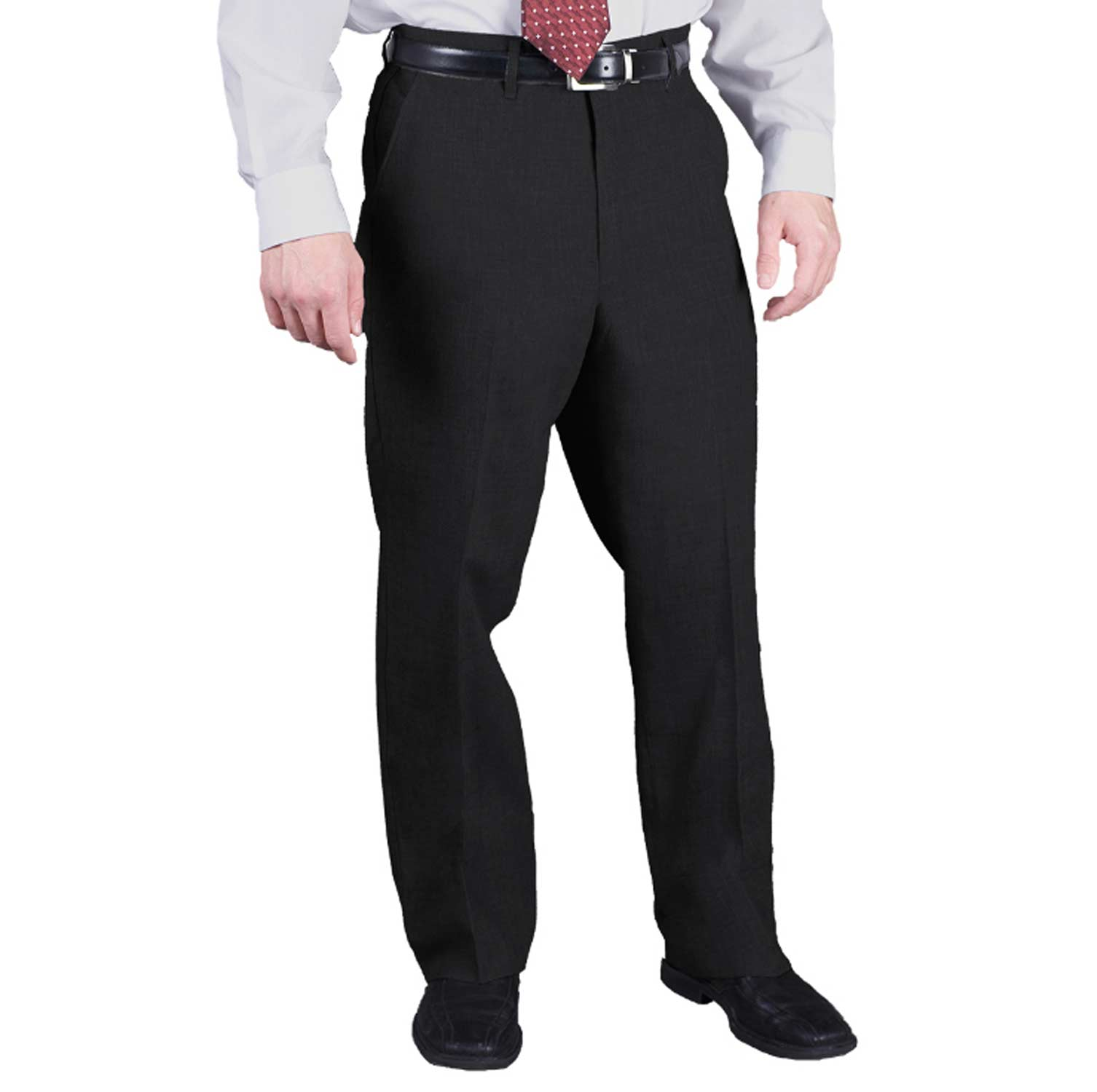 Executive Apparel Ultralux Tailored Front Comfort Stretch  P
