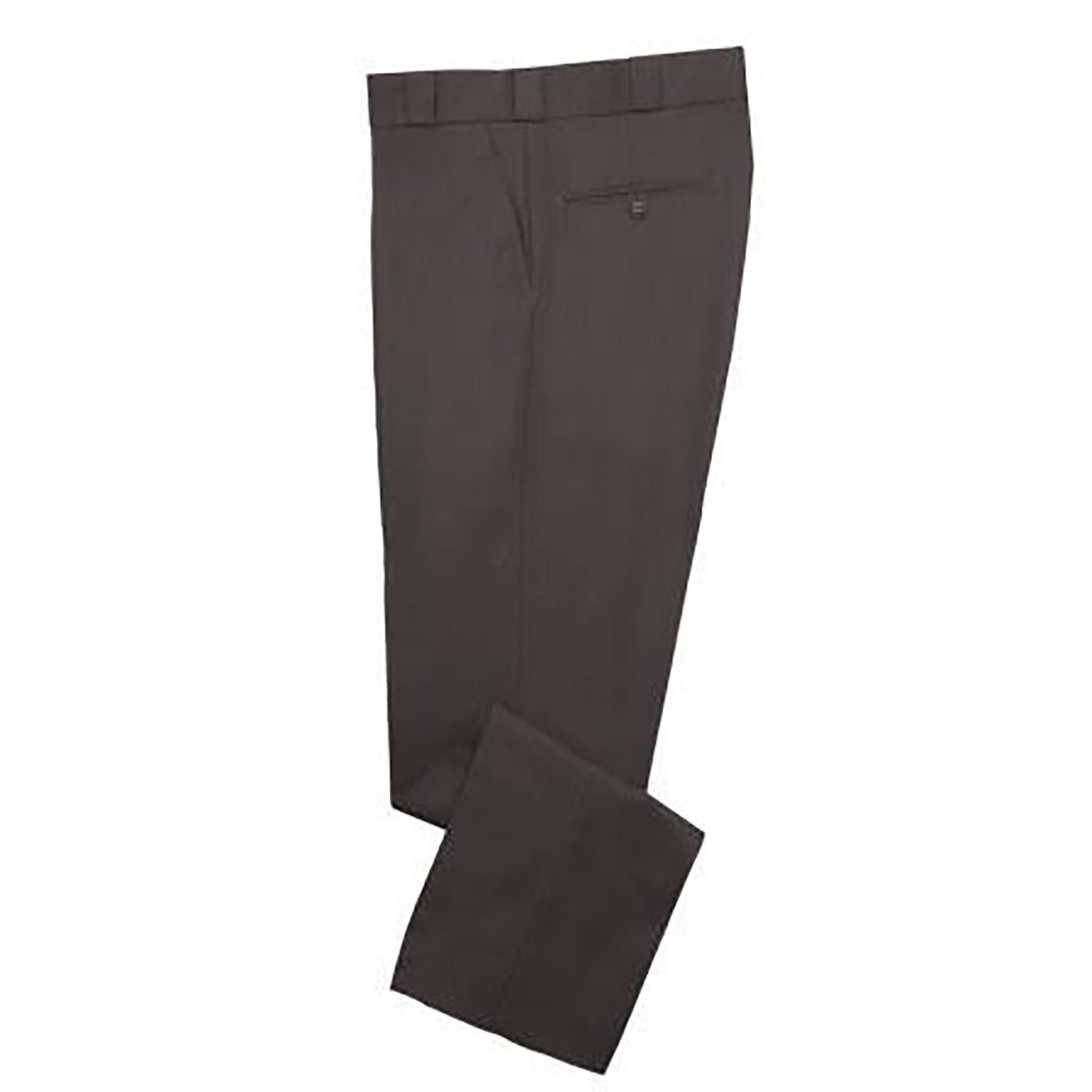 Conqueror Polyester Wool Blend Trouser with Stretch