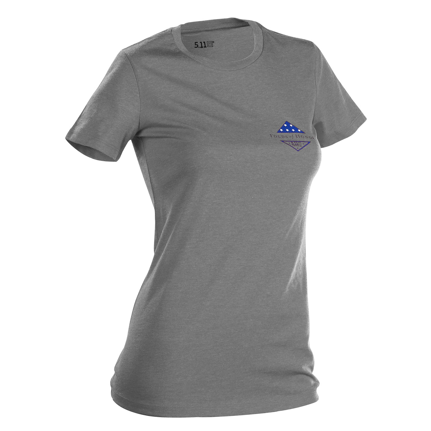 5.11 Tactical Women's FOH 'Stand With Us' T-Shirt