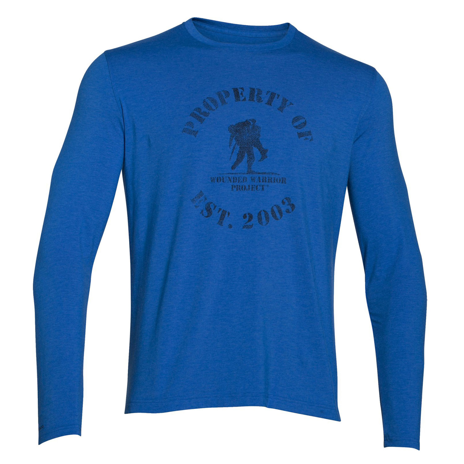 Under Armour Men's WWP Property of Long Sleeve T-Shirt