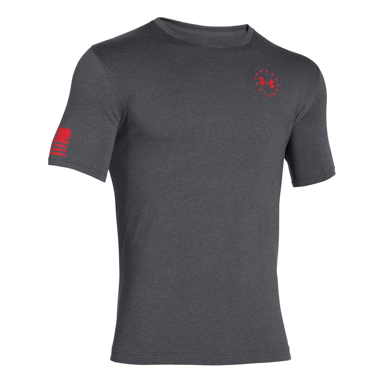 Under Armour Men's WWP Freedom Flag Short Sleeve T-Shirt