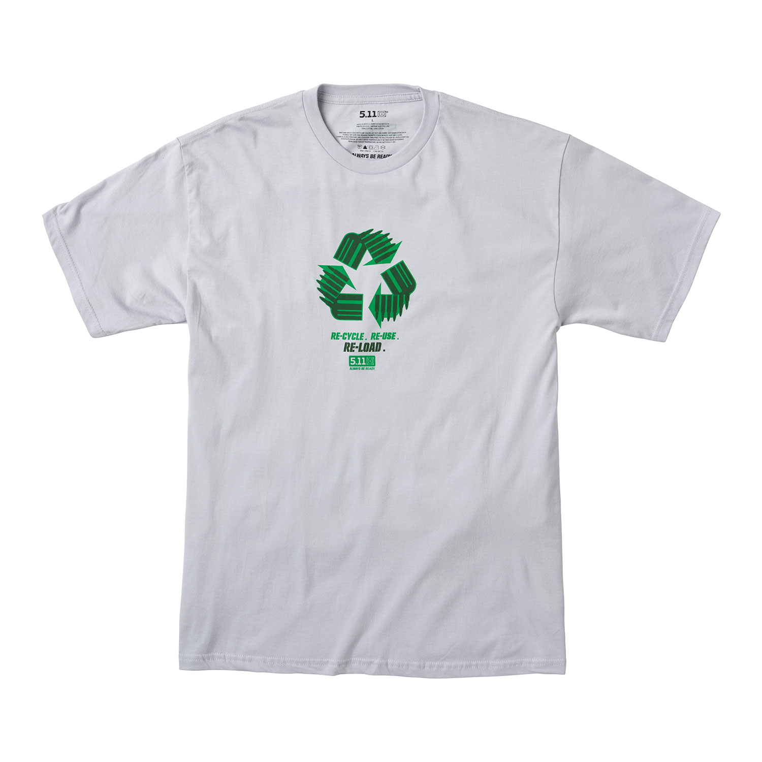 5.11 Tactical Men's Recycle Short Sleeve Tee