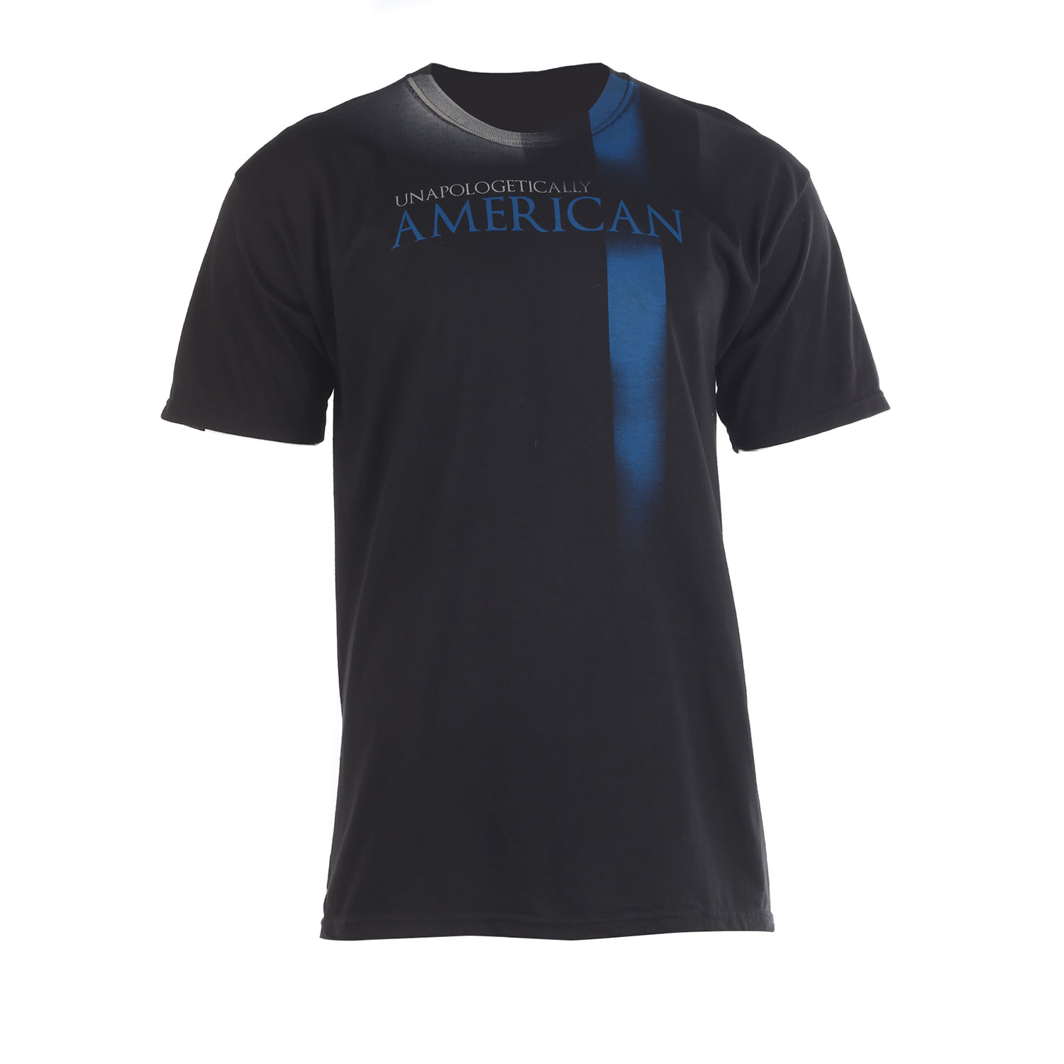 "Ranger Up ""Thin Blue Line"" T-Shirt"