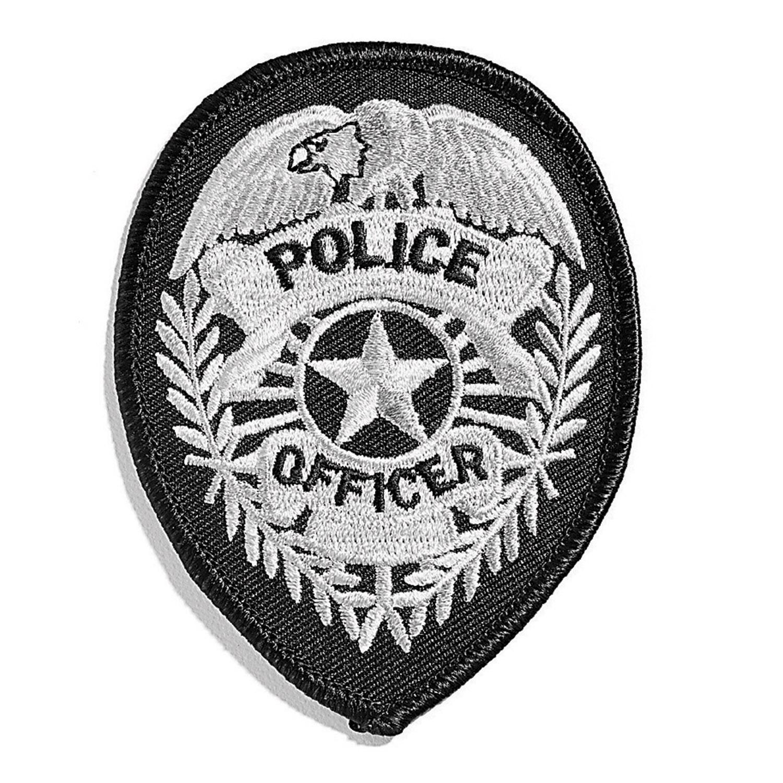 pride standard police shield emblem