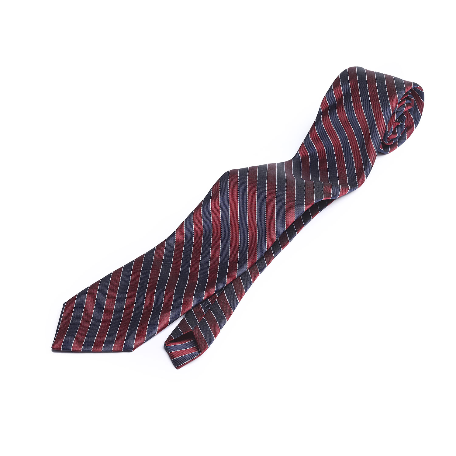 LawPro Striped Four-in-Hand Tie