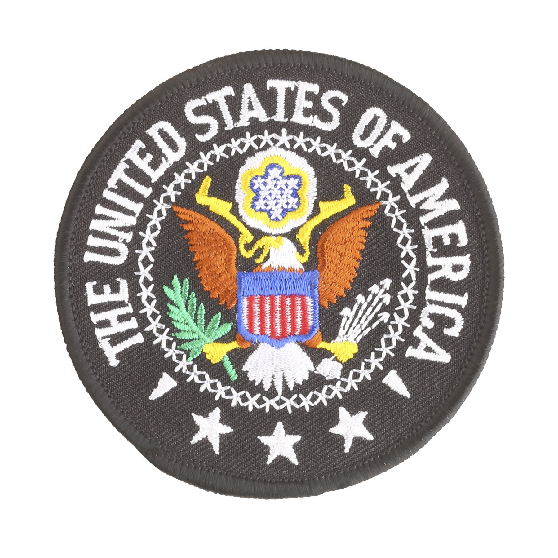 Better Emblem USA Seal Chest Patch