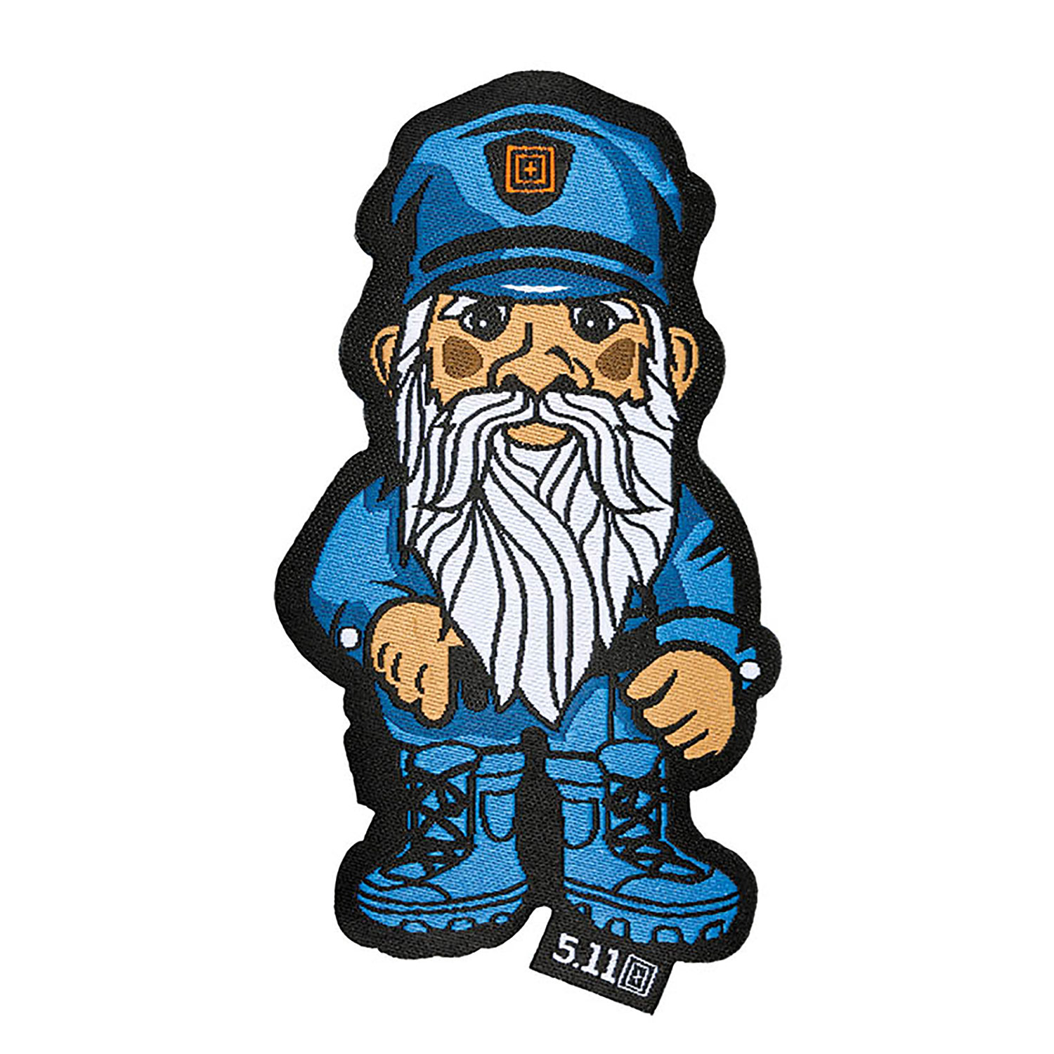 5.11 Police Gnome Morale Patch