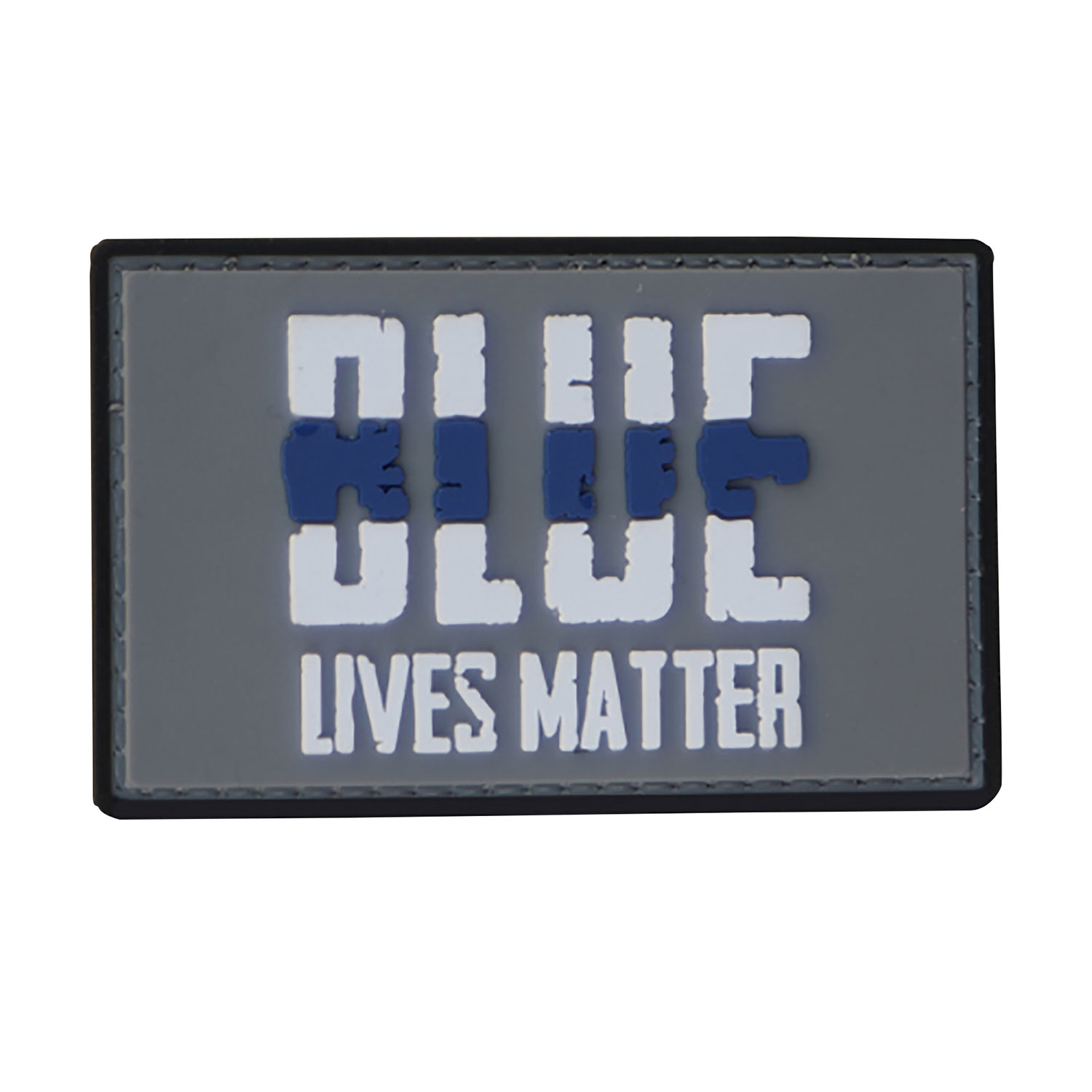 Nine Line Blue Lives Matter PVC Morale Patch
