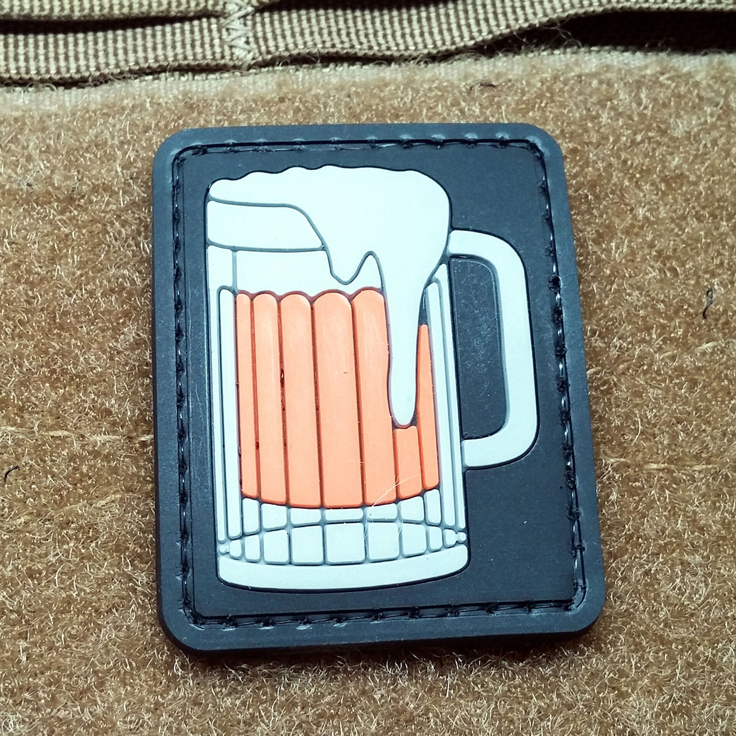 Beer Morale Patch