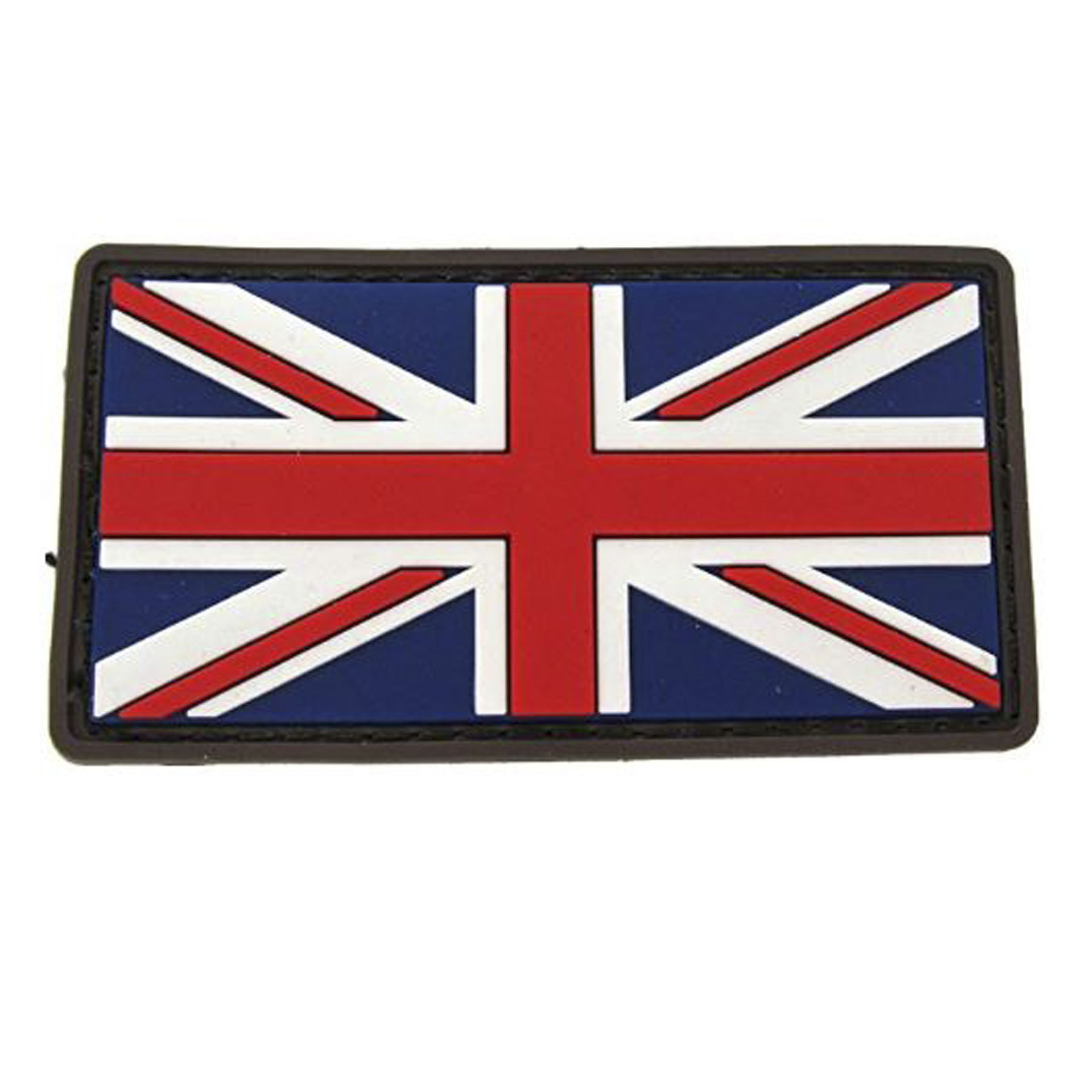 Milspec Monkey British Flag PVC Patch