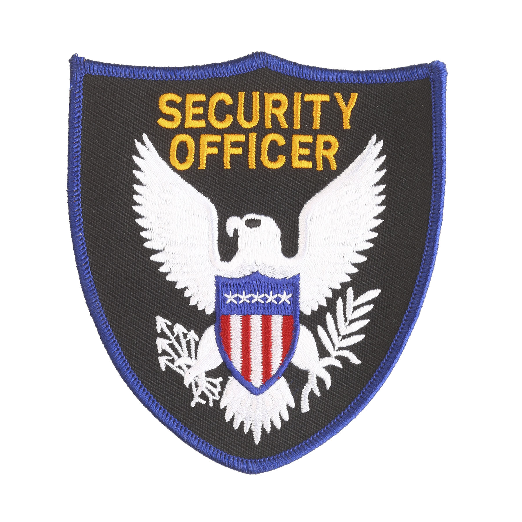LawPro Security Officer with White Eagle Patch