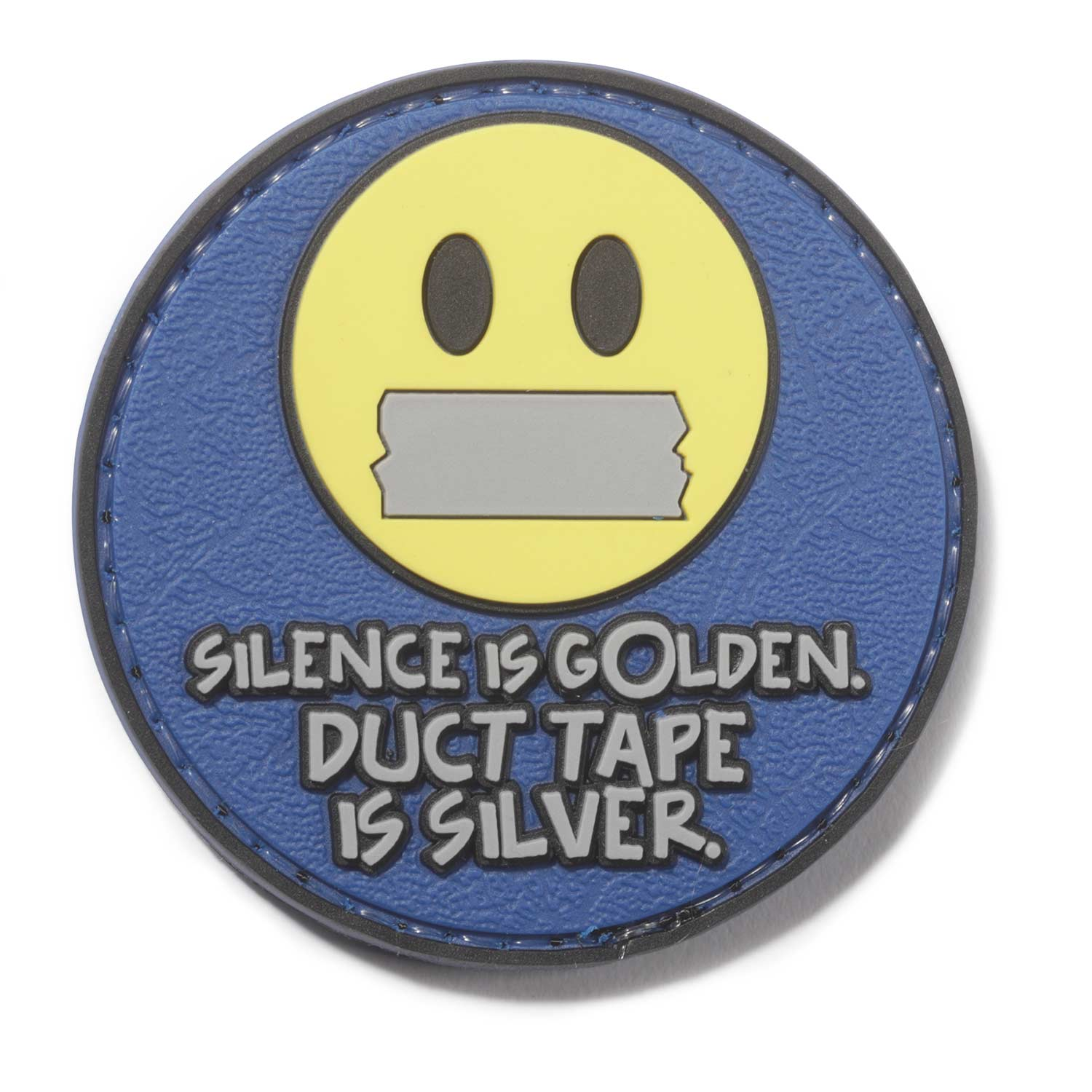 5ive Star Gear Silence is Golden Morale Patch