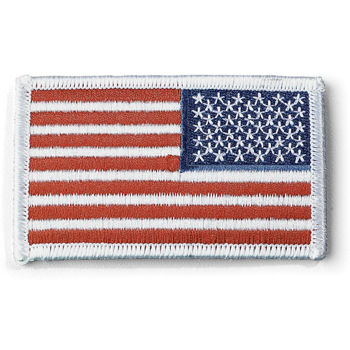Hero's Pride Standard Flag Emblem for Right Sleeve